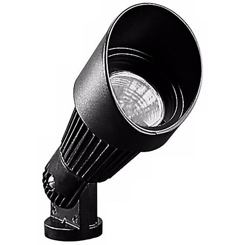 "Dabmar Die-Cast Aluminum 7 1/2"" High Landscape Spot Light"