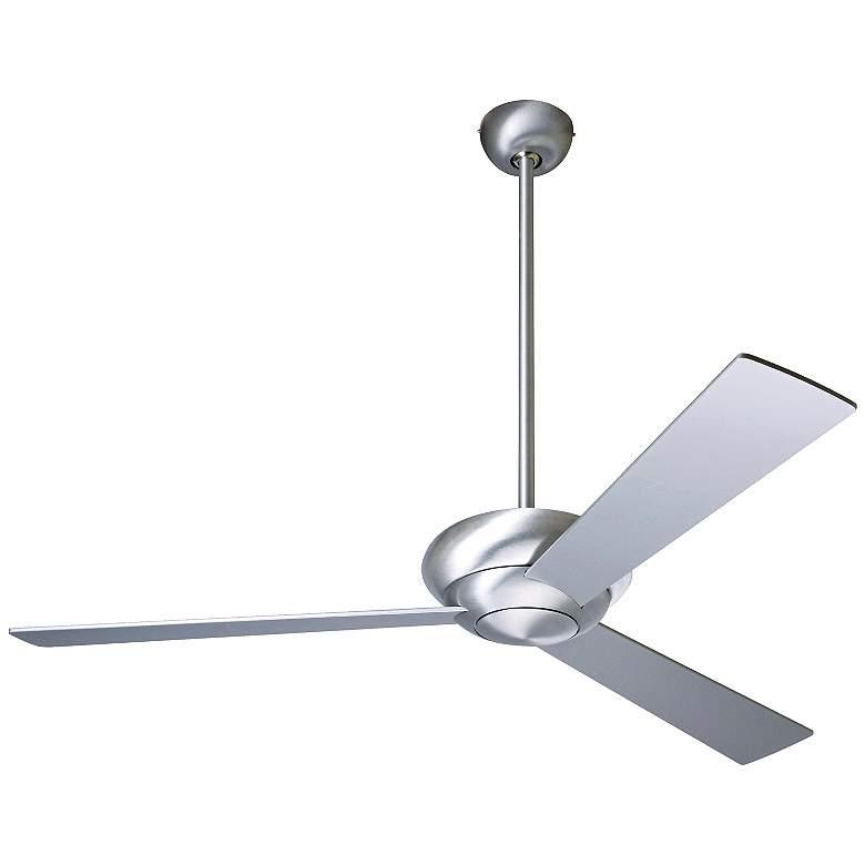 """52"""" Modern Fan Company Altus Aluminum Finish Ceiling Fan"""