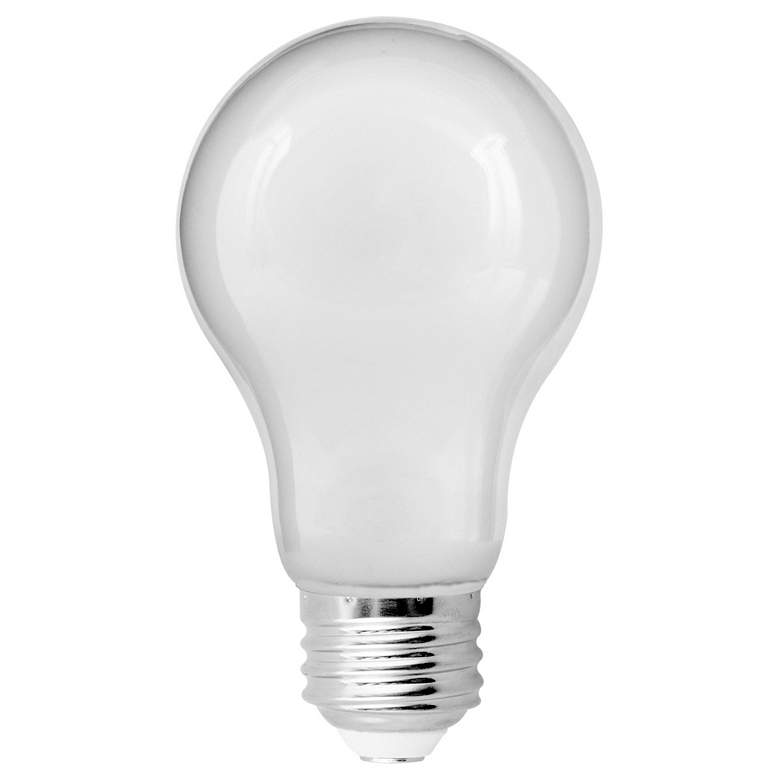 60W Equivalent Frosted 8.5W LED Dimmable T20 Bulb
