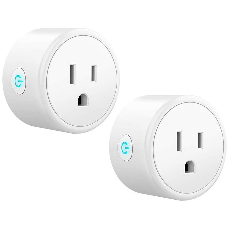 Tesler WiFi Smart Socket Pack of 2