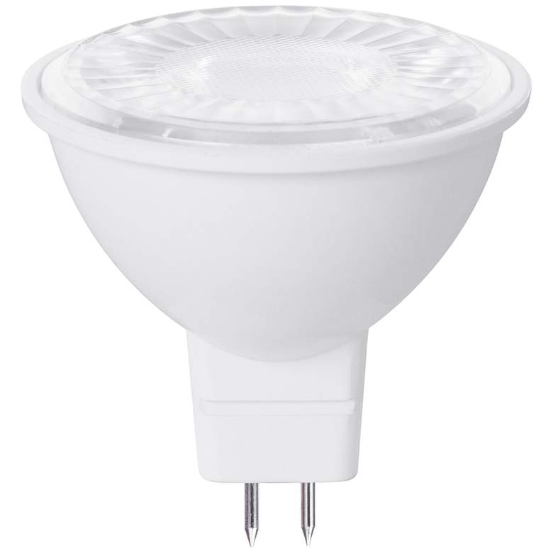 35W Equivalent Tesler 6W LED Dimmable Bi-pin MR16 Bulb