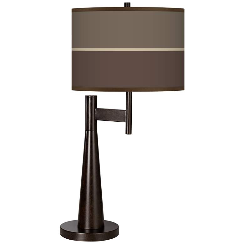 Lakebed Set Giclee Novo Table Lamp