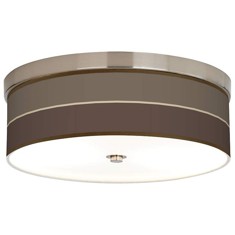 Lakebed Set Giclee Energy Efficient Ceiling Light