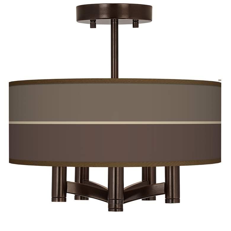 Lakebed Set Ava 5-Light Bronze Ceiling Light