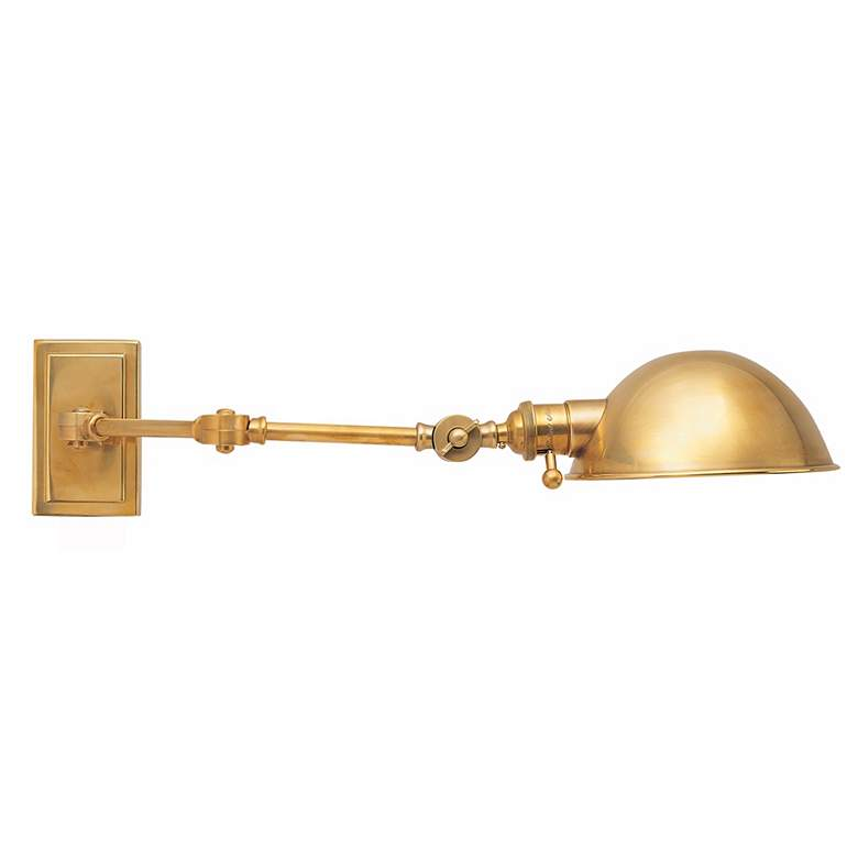 Robert Abbey Ant Bee Collection Plug-In Swing Arm Wall Lamp