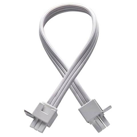 "WAC 24"" White Interconnect Cable"