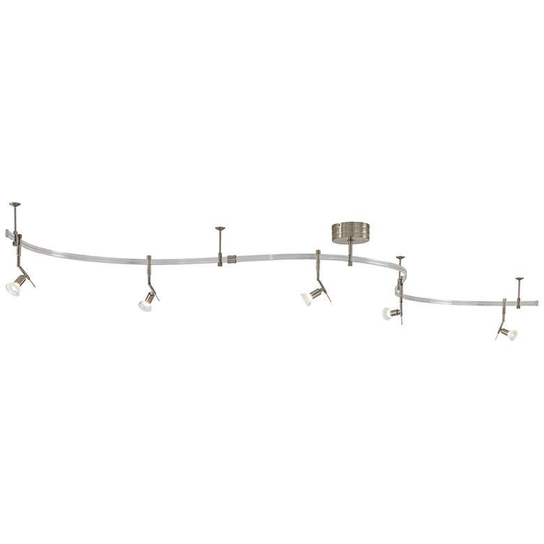 George Kovacs 5-Light Flexible Monorail Track Kit