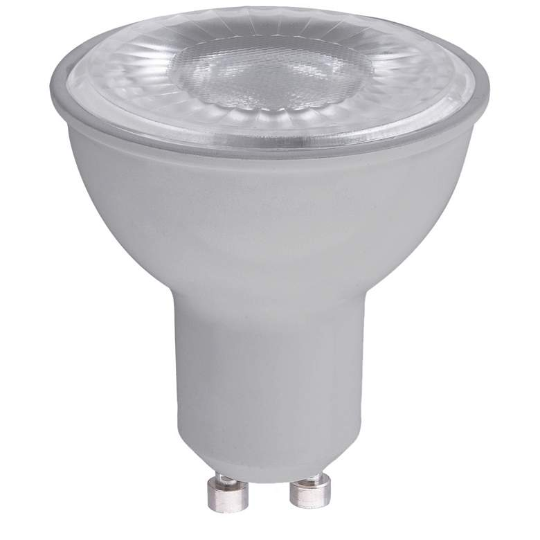 50W Equivalent Gray 6.5W LED Dimmable GU10 MR16