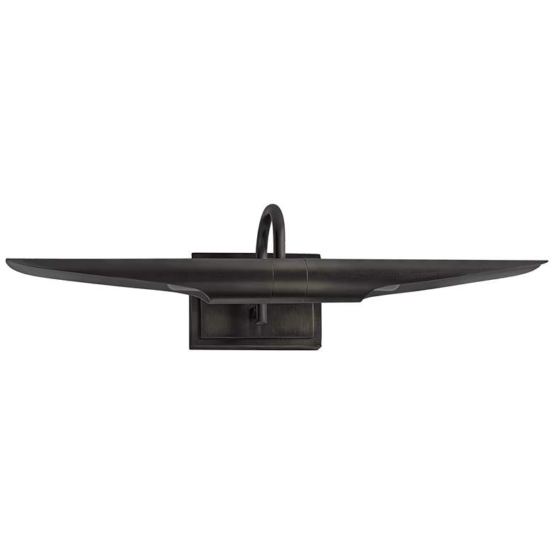 "Redford 22"" Wide Oil-Rubbed Bronze 2-Light Picture Light"