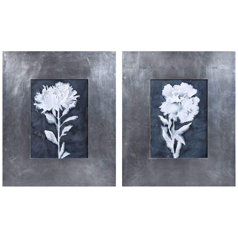 "Uttermost Dream Leaves 39 3/4""H 2-Piece Framed Wall Art Set"