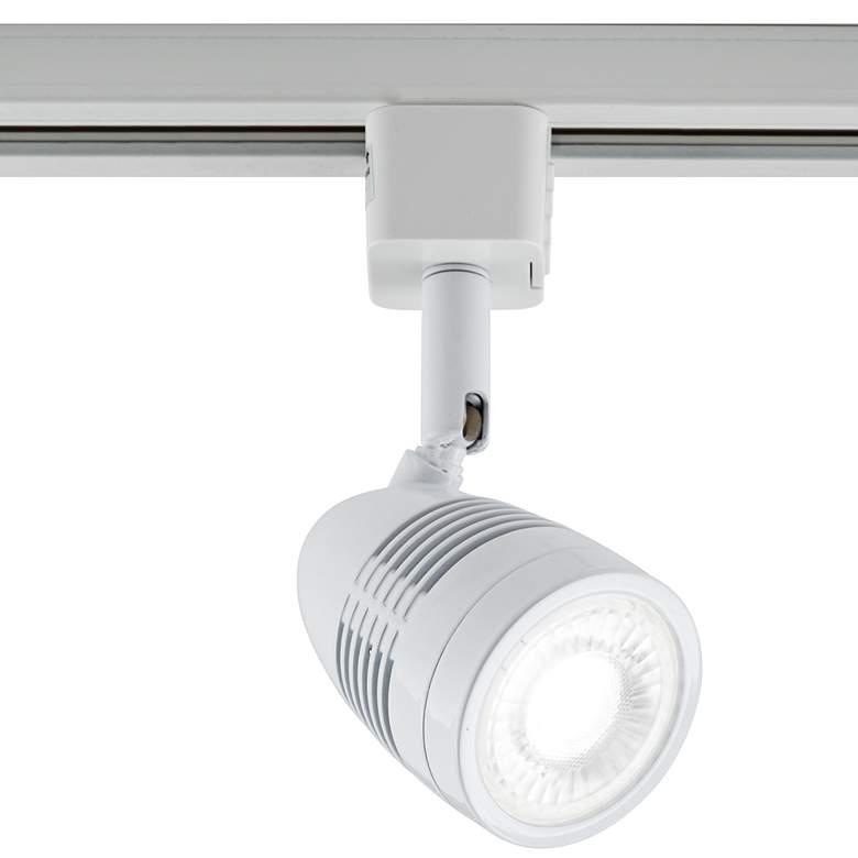 6.5 Watt LED White Bullet Head for Juno Track System