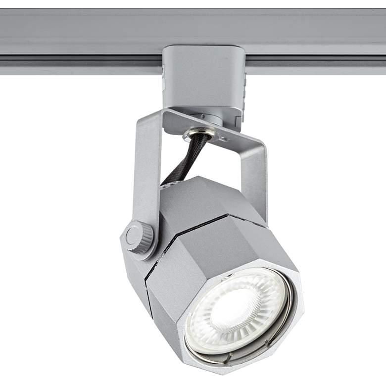 6.5 Watt LED Brushed Nickel Track Head For Juno Track System