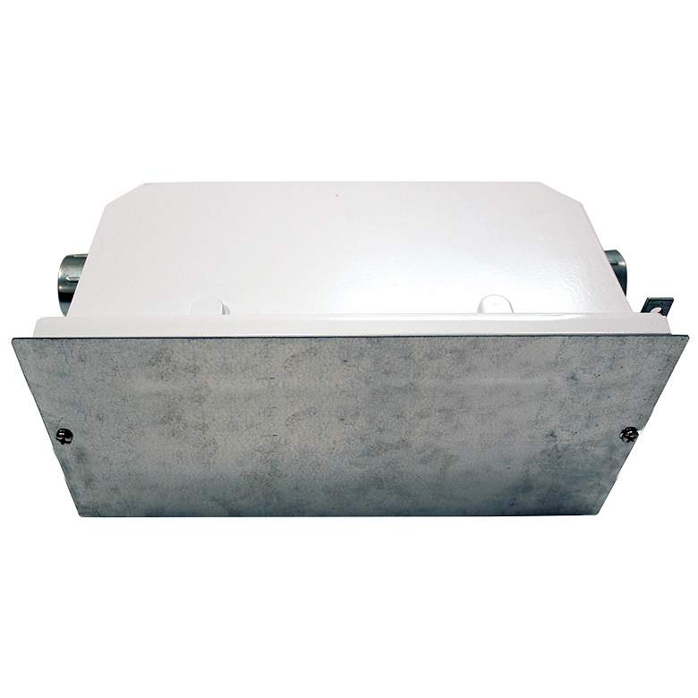 """9"""" Wide Die-Cast Back Box for Newport LED Outdoor Step Light"""
