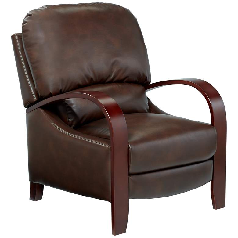 Cooper Legends Faux Leather Chocolate 3-Way Recliner