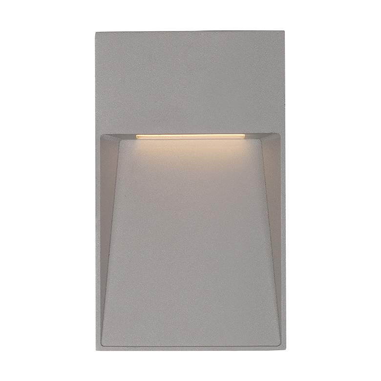 "Casa 2 3/4"" Wide Gray Vertical LED Outdoor"