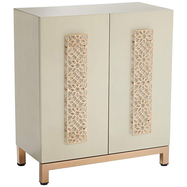 "Lace 31 1/4"" Wide 2-Door Wood Accent Cabinet"