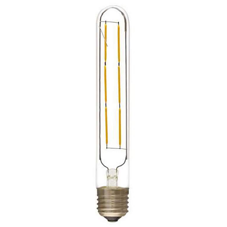 60W Equivalent Tesler 6W LED Dimmable E26 Clear T30 Bulb