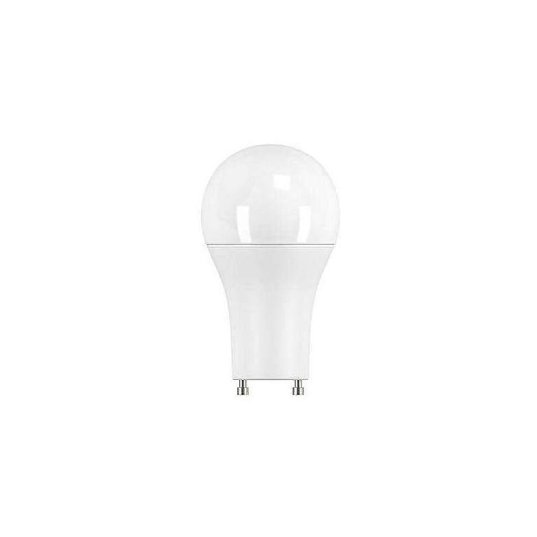 75W Equivalent Tesler 12W LED 3000K GU24 A19 Bulb