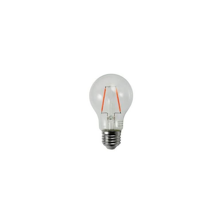 25W Equivalent 2W Filament 12 Volt Non-Dimmable  LED Bulb