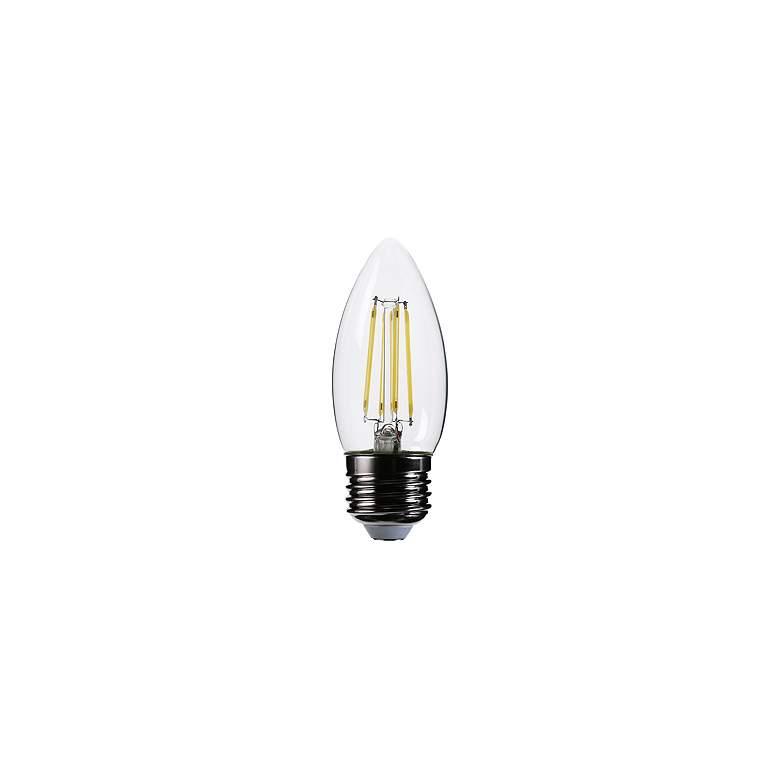 40W Equivalent Clear 4W 12 Volt Non-Dimmable E26
