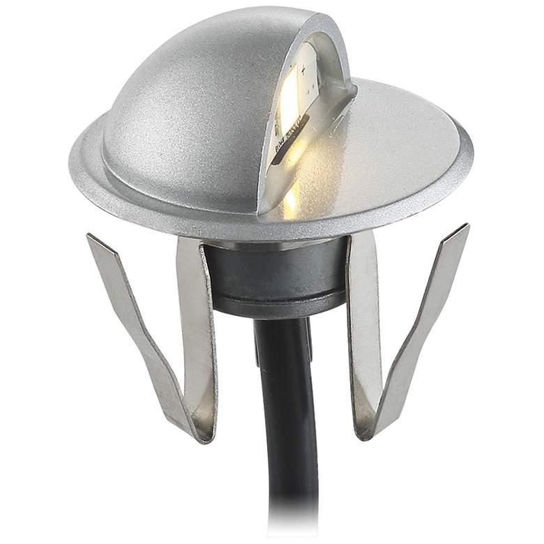 Eurofase Stainless Steel 6-Piece LED Deck Step Light Kit
