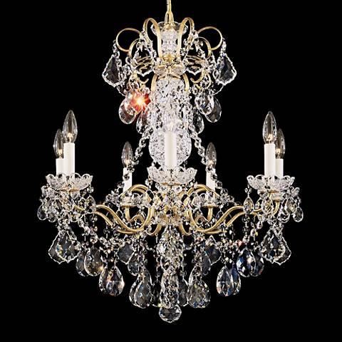Schonbek new orleans collection 24 wide crystal chandelier 79381 schonbek new orleans collection 24 wide crystal chandelier aloadofball Images