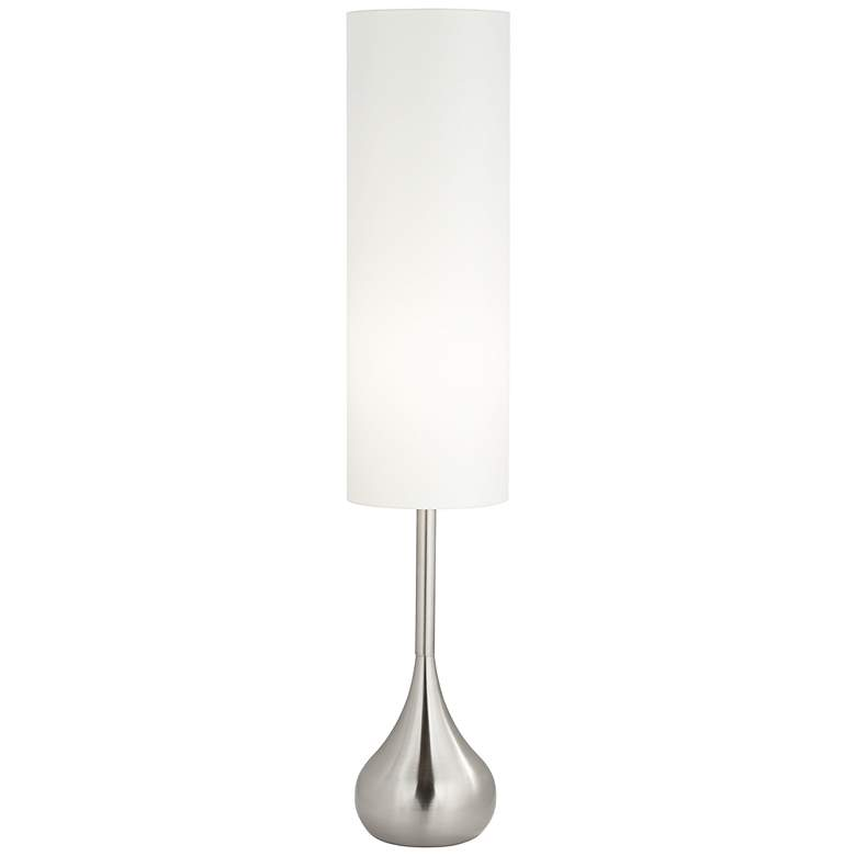 "Possini Euro Moderne Droplet 62"" High Floor Lamp"