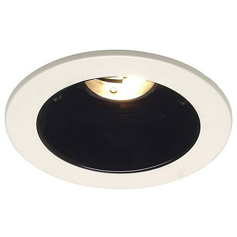 "Intense 4"" Low Voltage Reflector Recessed Light Trim"