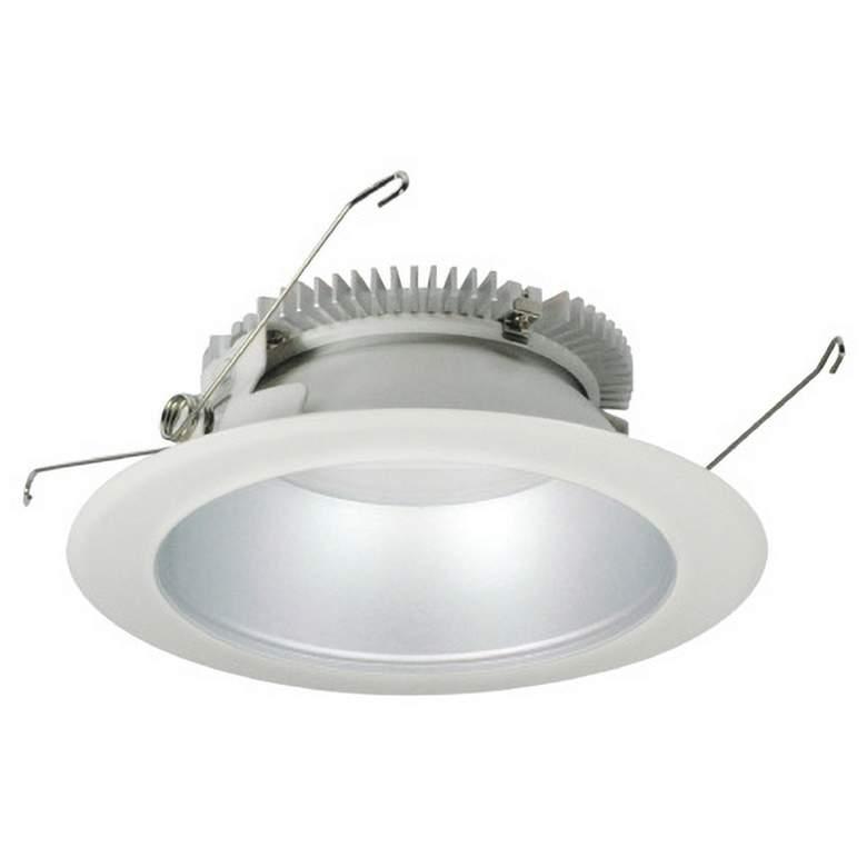 """Cobalt 6"""" Haze-White 1500 Lumen LED Round Reflector Trim"""
