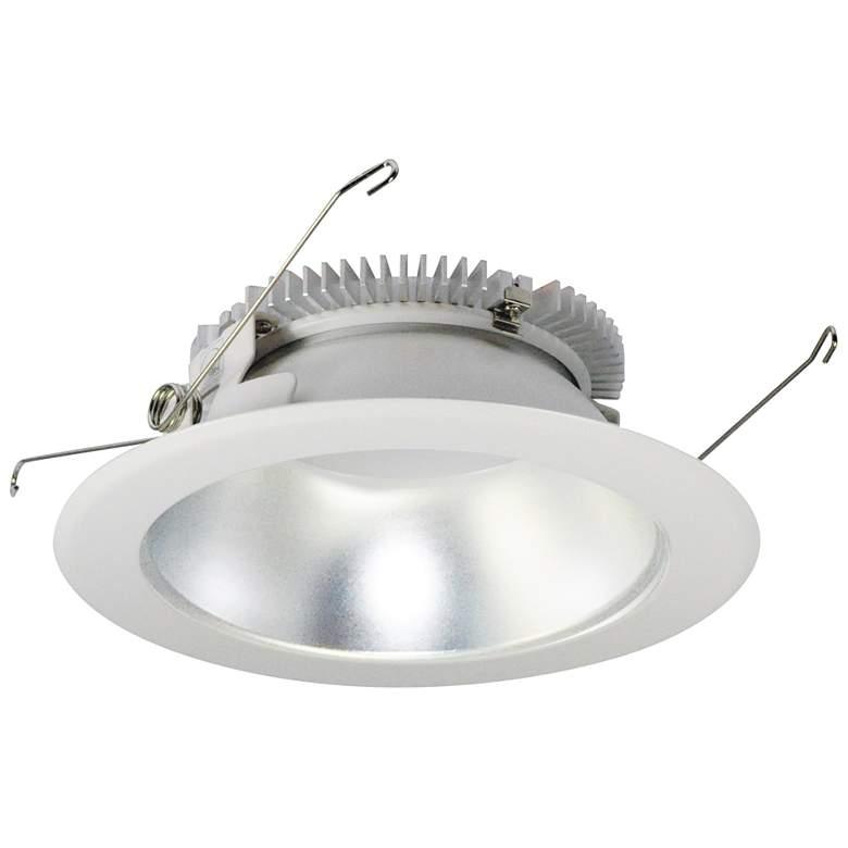 "Cobalt 6"" Clear-White 2000 Lumen LED Round Reflector"