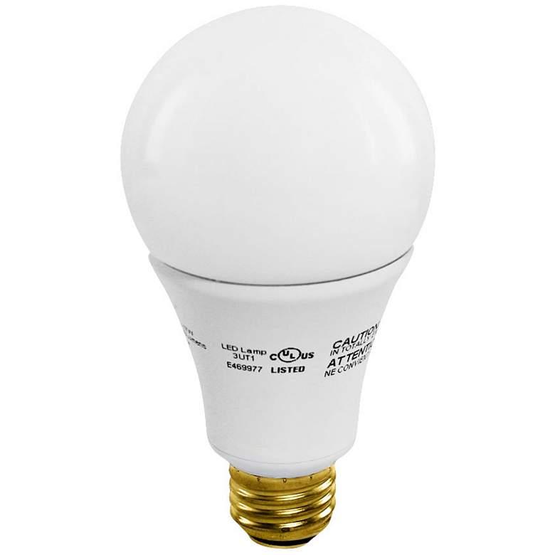 40W/60W/100W Equivalent 2700K A21 3-Way LED Light Bulb
