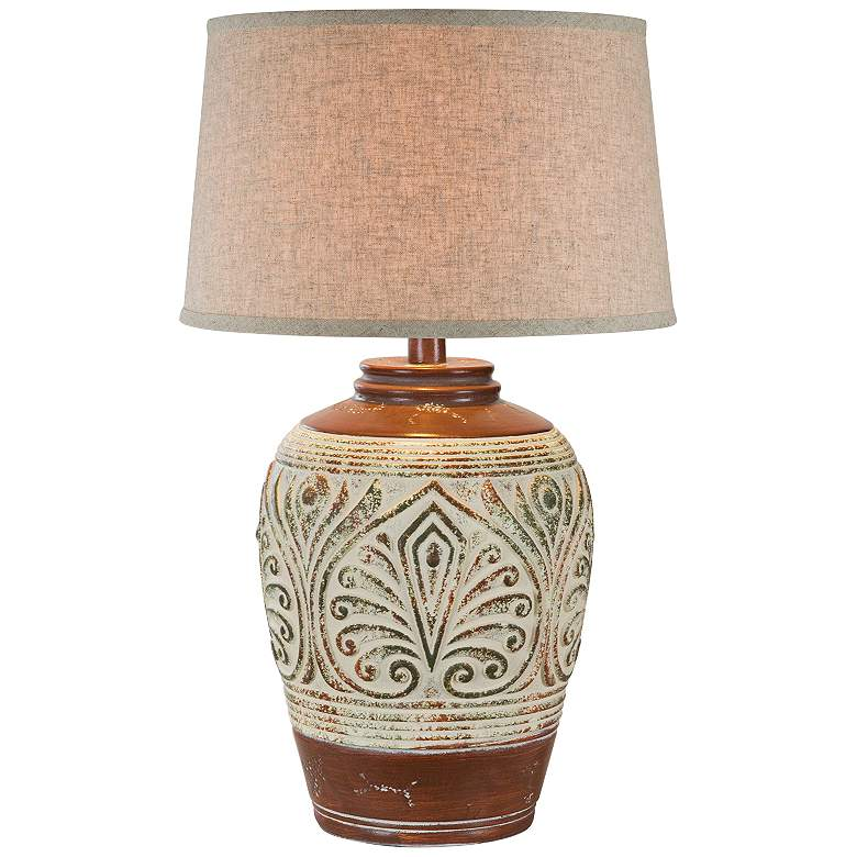 Canciones Adobe Multi LED Table Lamp