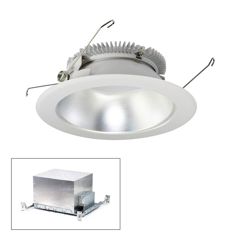 "Nora Cobalt 6"" Clear-White 1500lm LED Round IC"