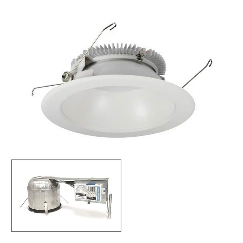 "Nora Cobalt 6"" White 1500lm LED Round Remodel"