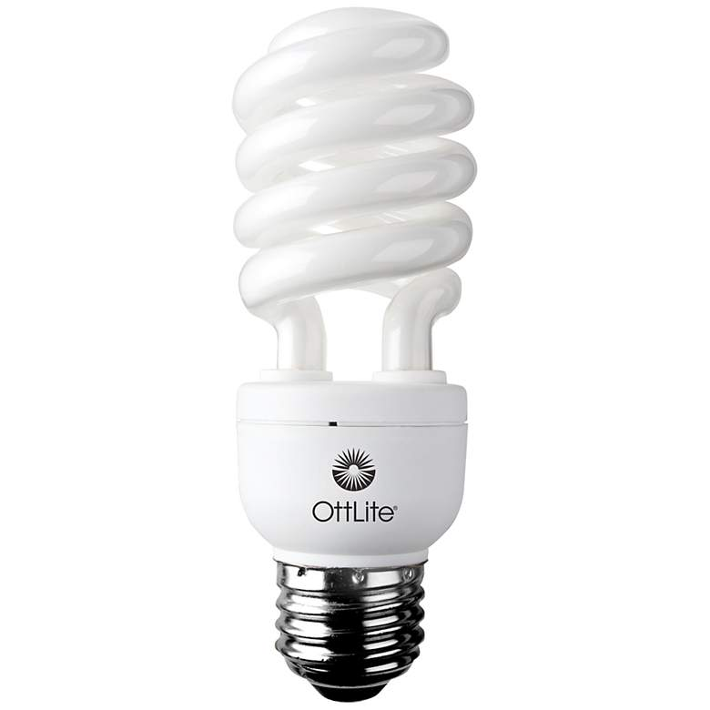OttLite 15 Watt CFL Natural Daylight Reading Bulb