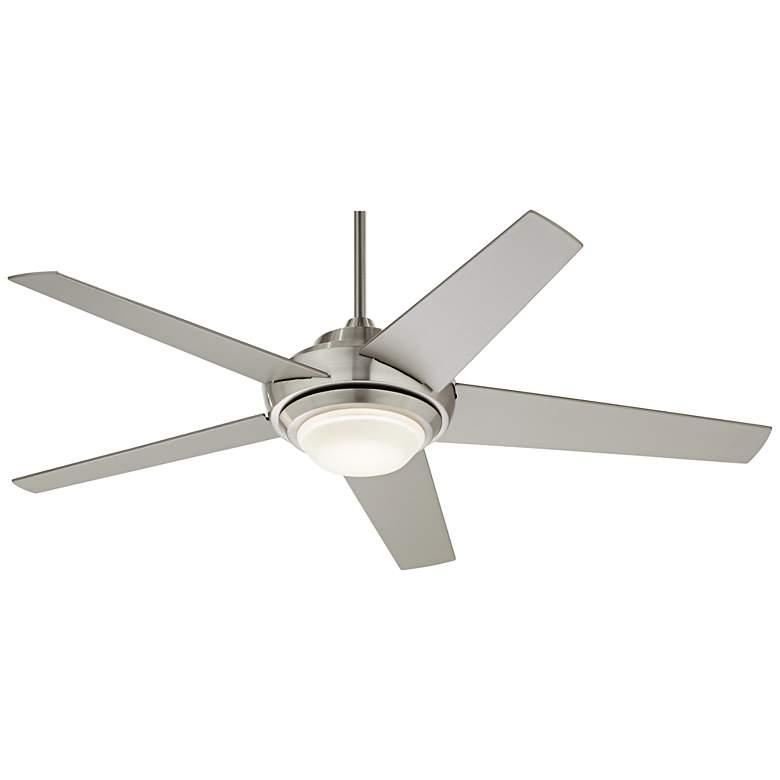 """52"""" Ascend™ Brushed Nickel LED Ceiling Fan"""