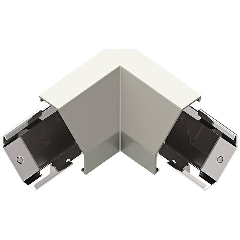 adorne® Titanium Modular Track Corner Connector