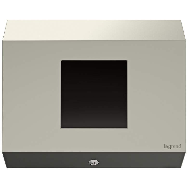 adorne® Titanium 1-Gang Control Box