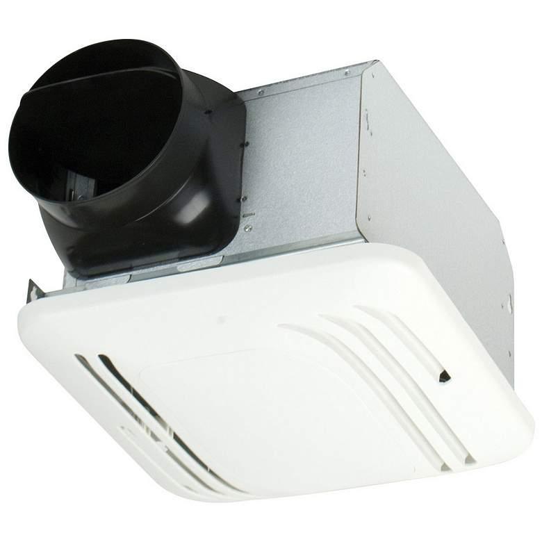 Craftmade White 80 CFM 0.4 Sones Bathroom Exhaust