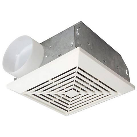 CraftmadeBuilder White 70 CFM 3.5 Sones Bath Exhaust Fan