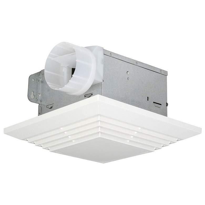 "Craftmade Builder 13"" White 90 CFM Bathroom Exhaust Fan"
