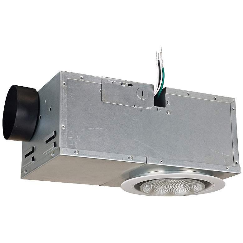 Craftmade Builder 70 Cfm Recessed Bath Exhaust Fan W Light