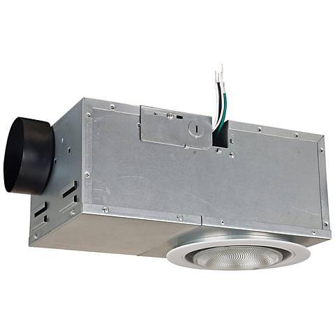 Craftmade Builder 70 CFM Recessed Bath Exhaust Fan w/ Light