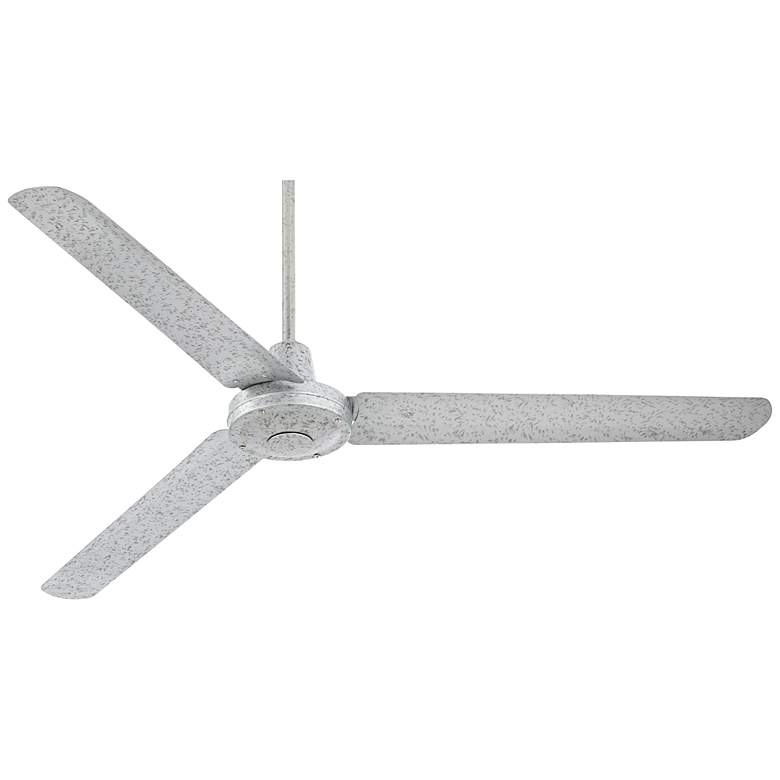 "60"" Turbina™ Galvanized Ceiling Fan"