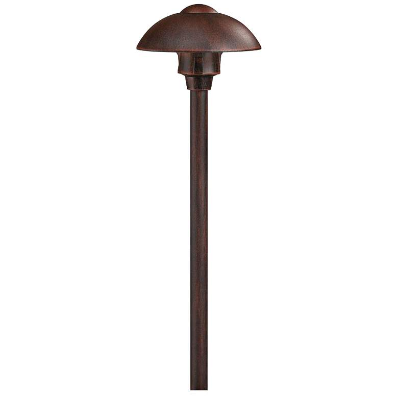 Hinkley Ellipse Clay Low Voltage LED Landscape Light