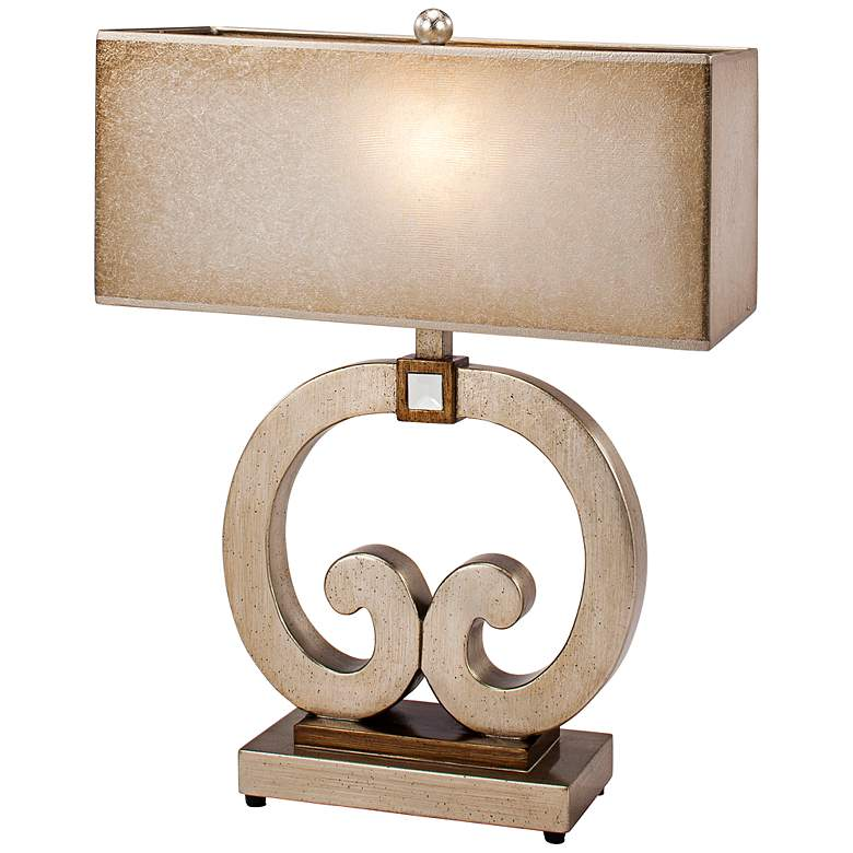 Brookings Hand-Painted Table Lamp