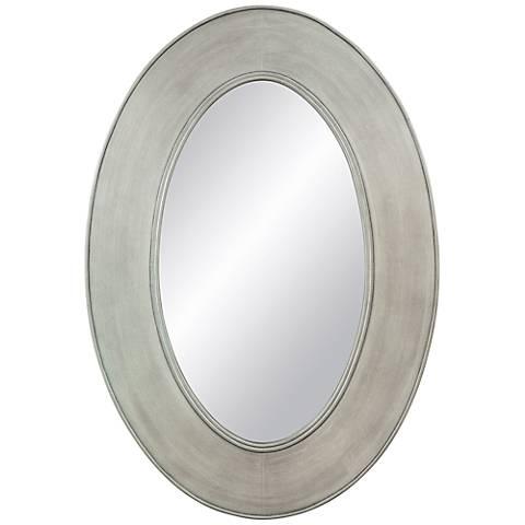 """Pullman Aluminum 32"""" x 45"""" Wall Mirror"""