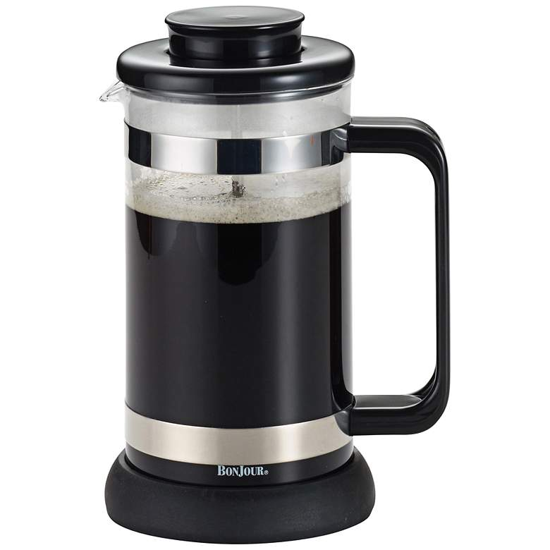 BonJour Riviera 8-Cup French Press Coffee Maker