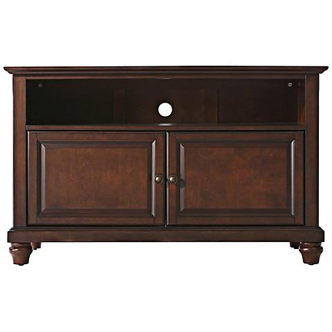 "Cambridge 2-Door Vintage Mahogany 42"" TV Stand"