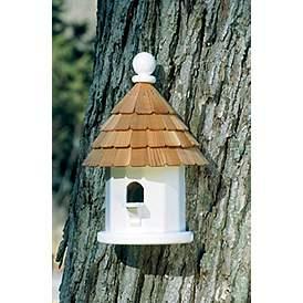 Phenomenal Decorative Bird Houses Beautiful Feeders Lamps Plus Interior Design Ideas Philsoteloinfo
